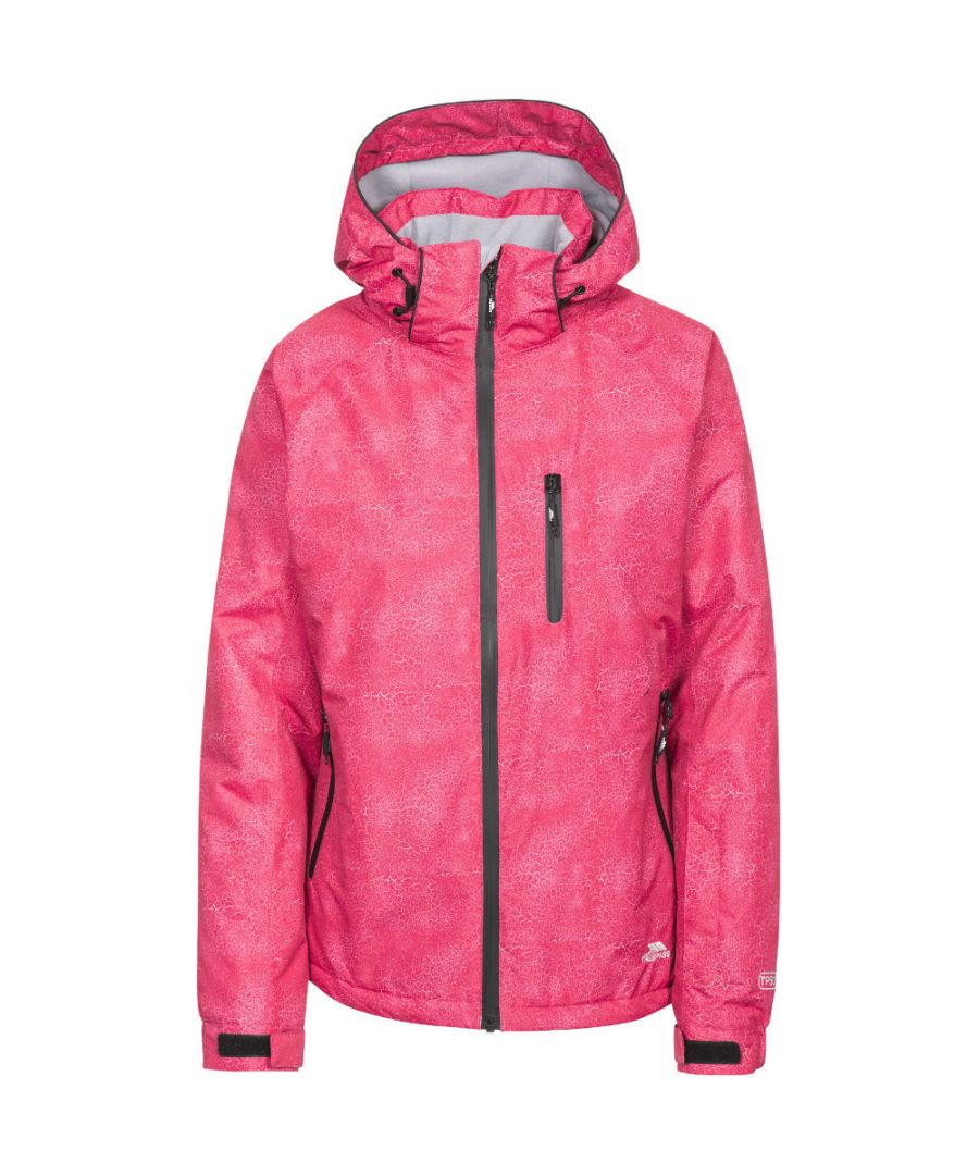 Image for Trespass Womens/Ladies Iriso Taslan Waterproof Windproof Ski Jacket