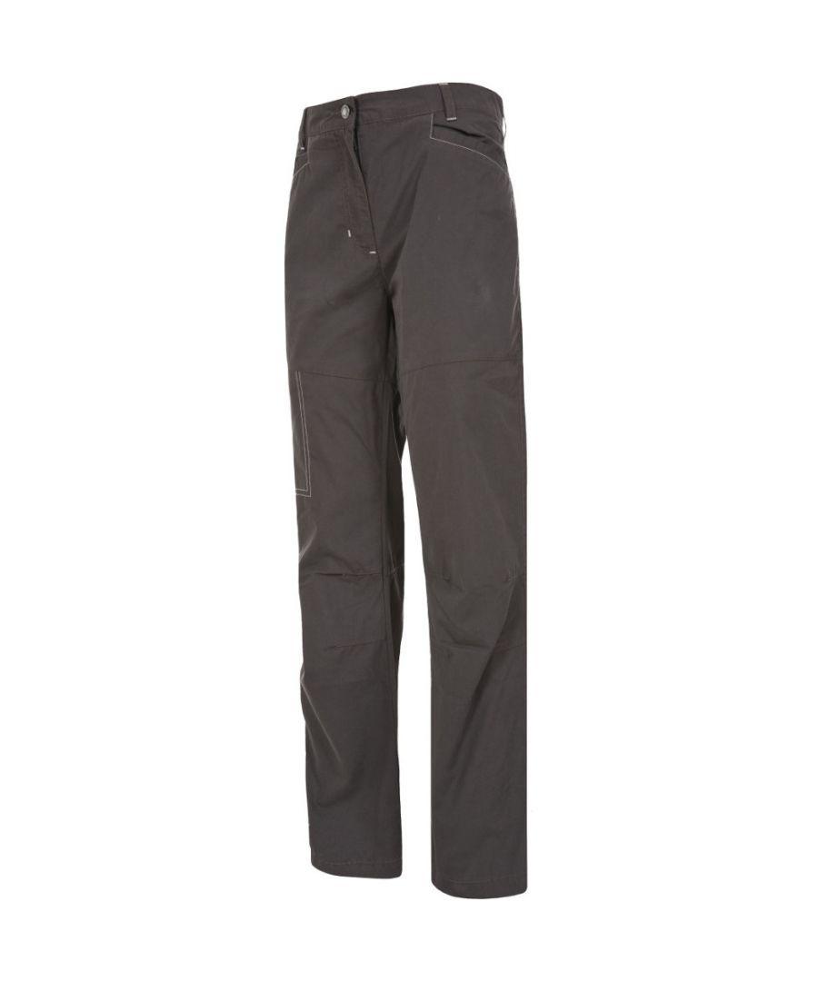 Image for Trespass Womens/Ladies Terra Water Repellent Walking Trousers Pants