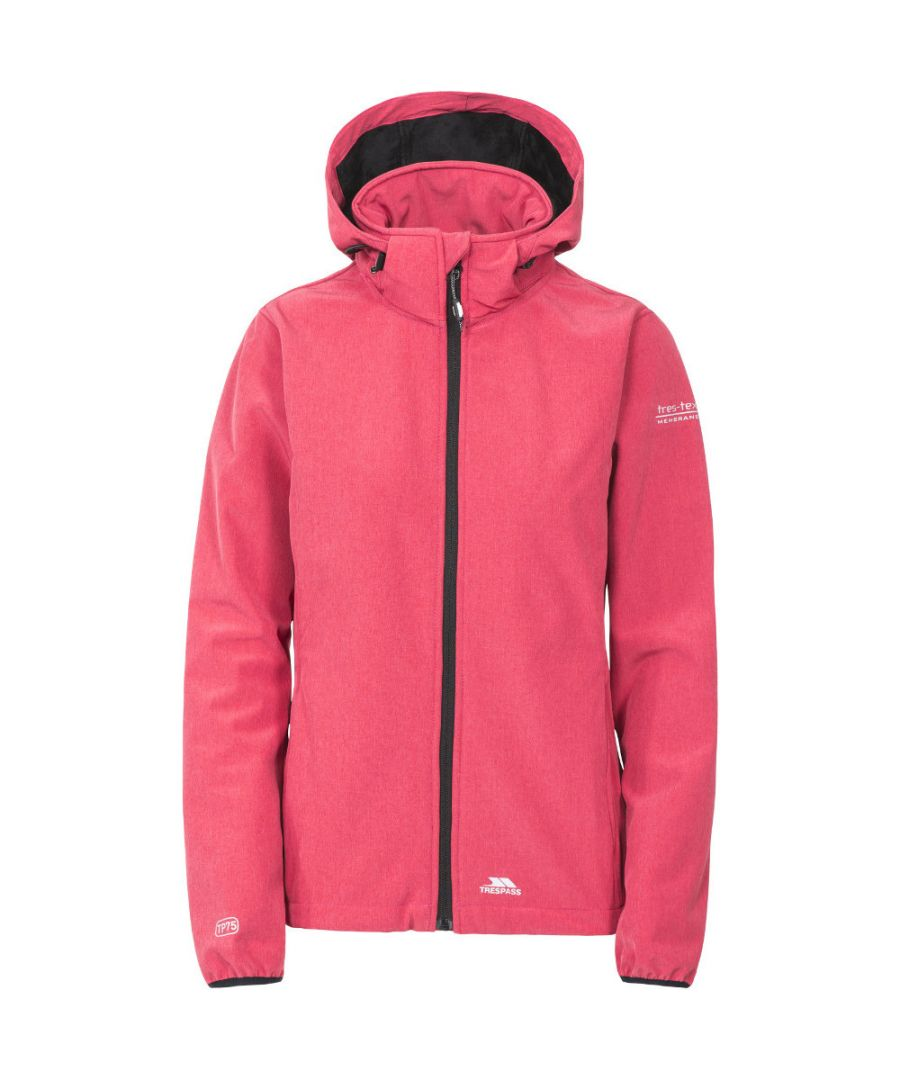 Image for Trespass Womens/Ladies Ramona Waterproof Breathable Softshell Jacket