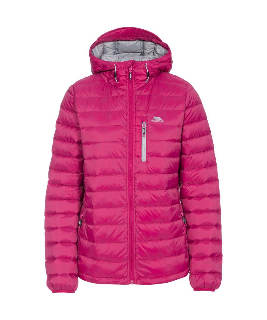 Image for Trespass Womens/Ladies Arabel Ultra Lightweight Packable Down Jacket