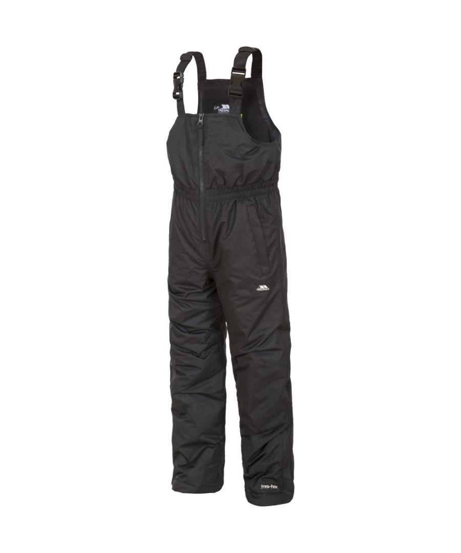 Image for Trespass Girls Kalmar Waterproof Breathable Ski Suit Trousers Pants