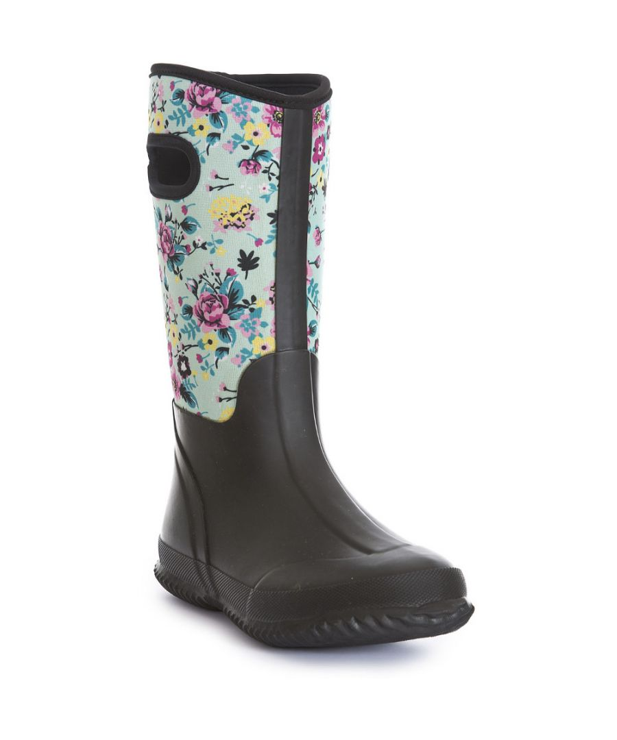 Image for Trespass Womens/Ladies Geraldine Full Waterproof Wellington Boots