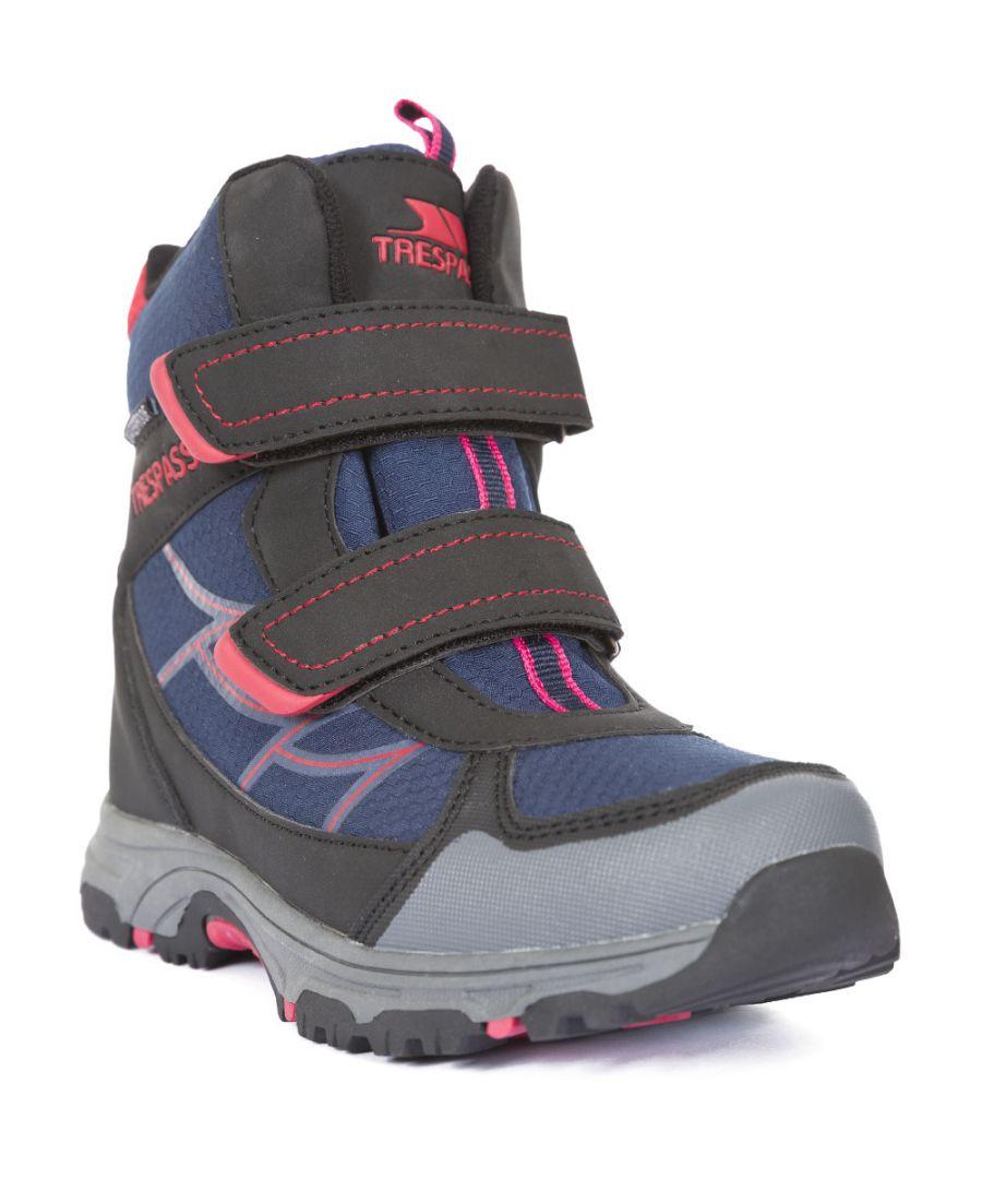 Image for Trespass Boys & Girls Julien Waterproof Breathable Winter Boots