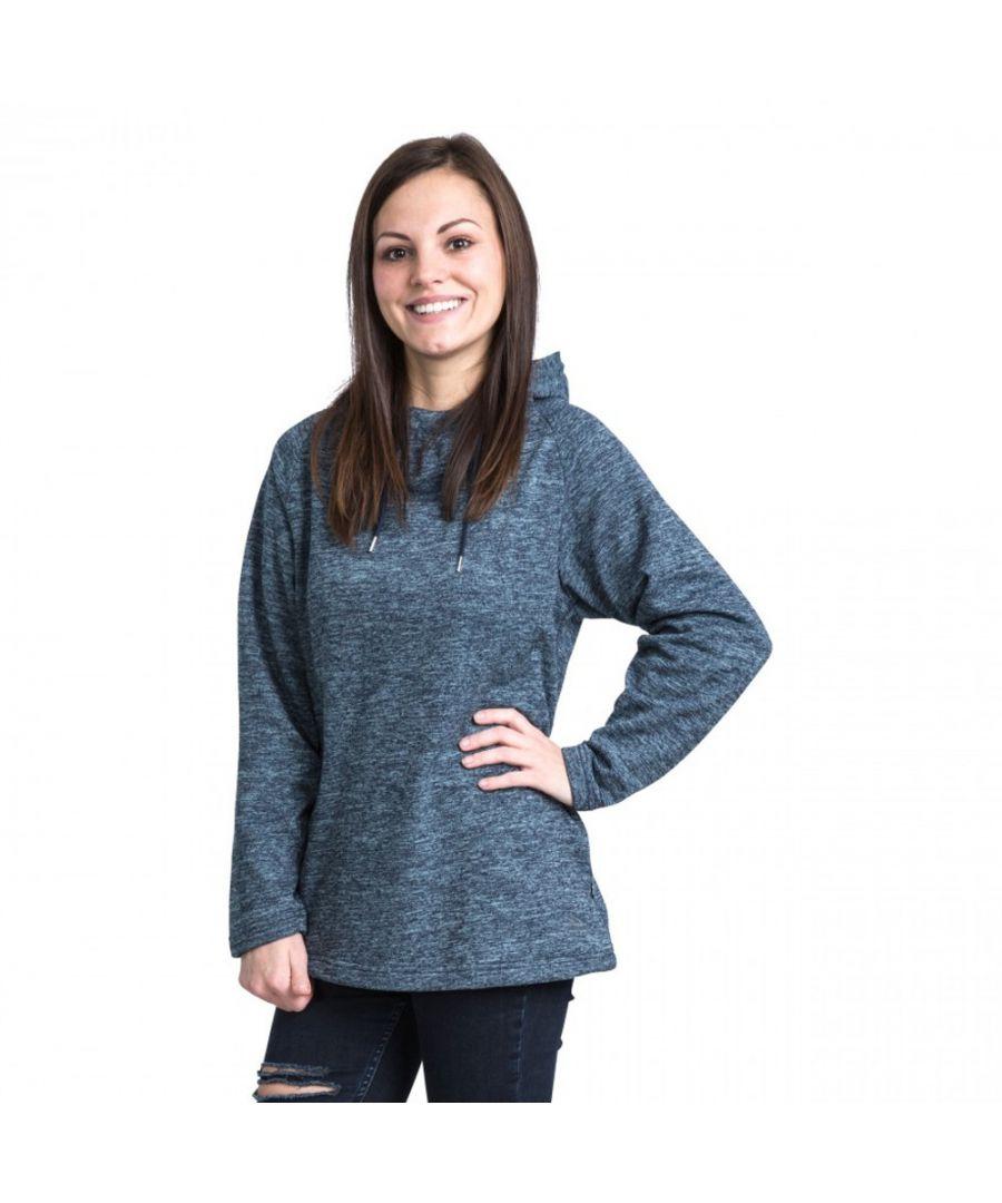 Image for Trespass Womens/Ladies Stumble Polyester Hooded Fleece Sweatshirts