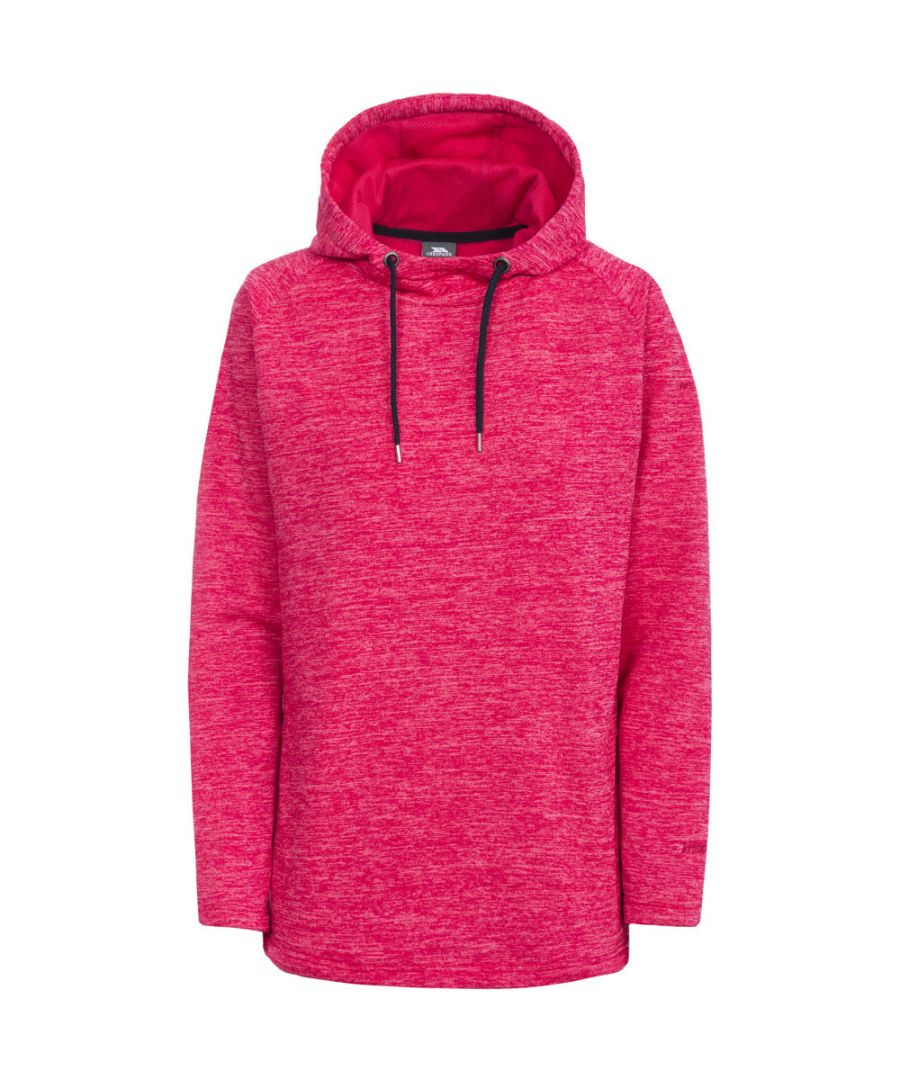 Image for Trespass Womens/Ladies Stumble Polyester Hooded Fleece Sweatshirts