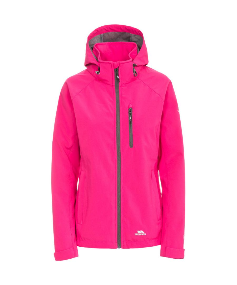 Image for Trespass Womens/Ladies Lorina Softshell Waterproof Walking Jacket