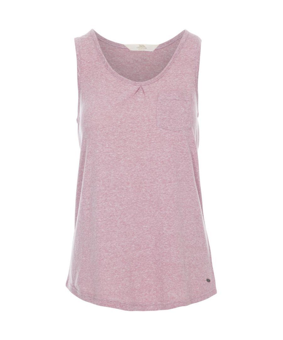 Image for Trespass Womens/Ladies Fidget Light Weight Fitness Vest Tops
