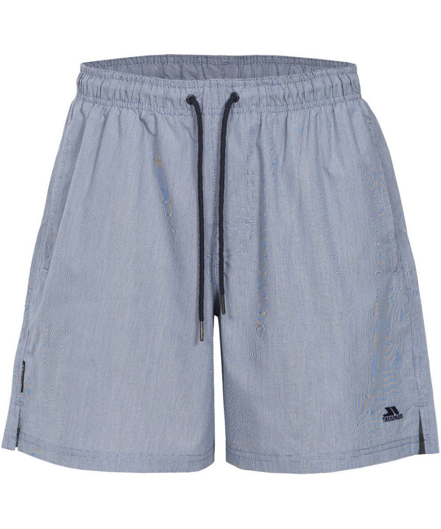 Image for Trespass Mens Volted Casual Summer Surf Mid Length Quick Dry Shorts