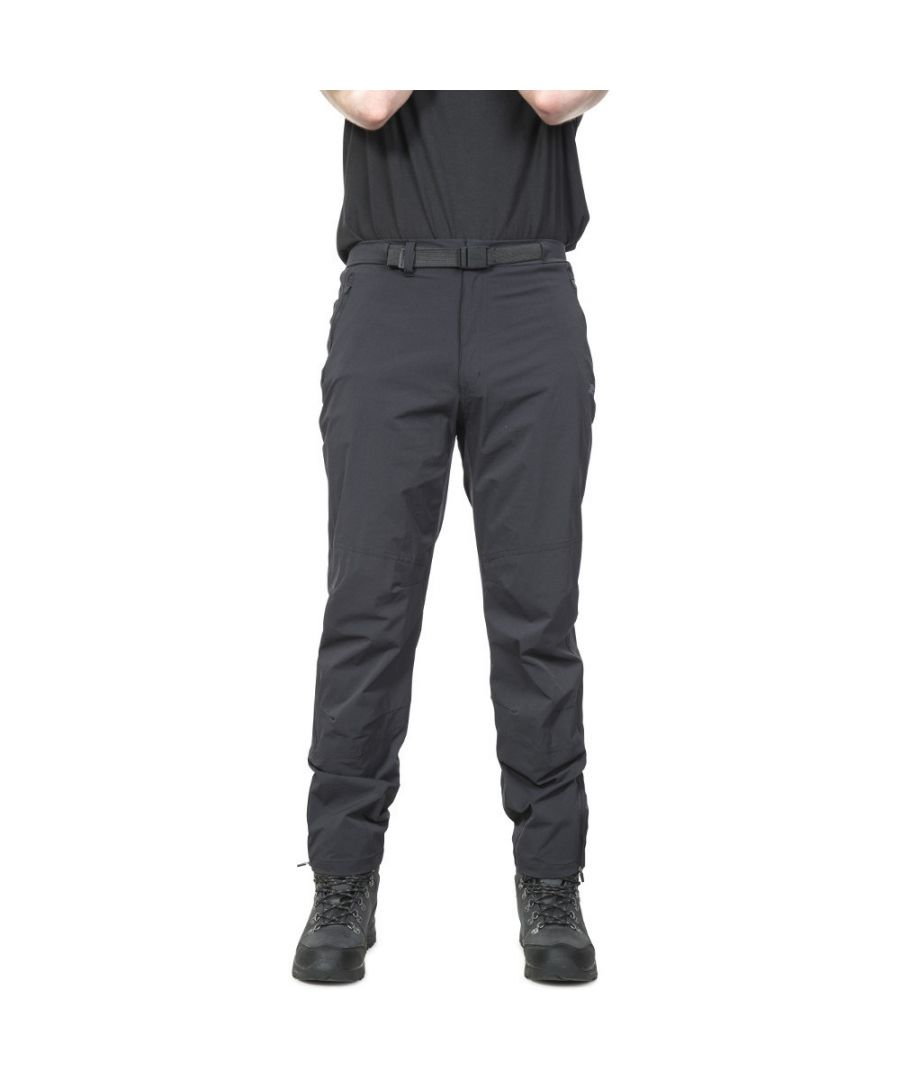 Image for Trespass Mens Stormed Zip Pocket Quick Dry Outdoor Walking Trousers