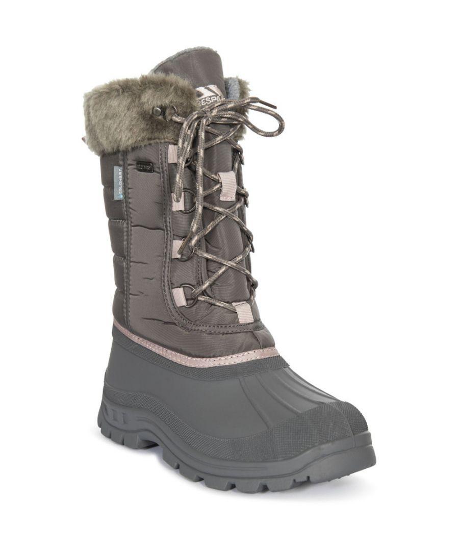 Image for Trespass Womens/Ladies Stavra II Waterproof Warm Winter Snow Boots