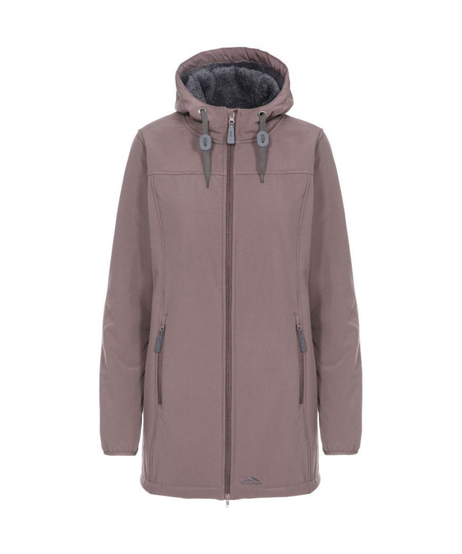 Image for Trespass Womens/Ladies Kristen Waterproof Walking Softshell Coat