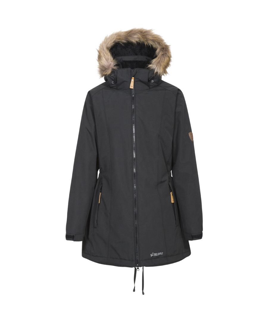 Image for Trespass Womens/Ladies Celebrity Waterproof Breathable Padded Coat