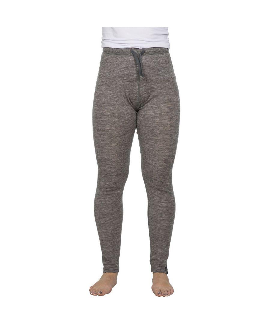 Image for Trespass Womens/Ladies Chara Merino Wool Wicking Base Layer Trousers