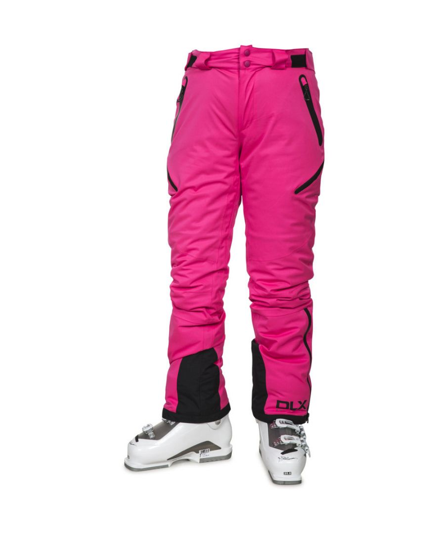 Image for Trespass Womens/Ladies Marisol Waterproof Breathable Skiing Trousers