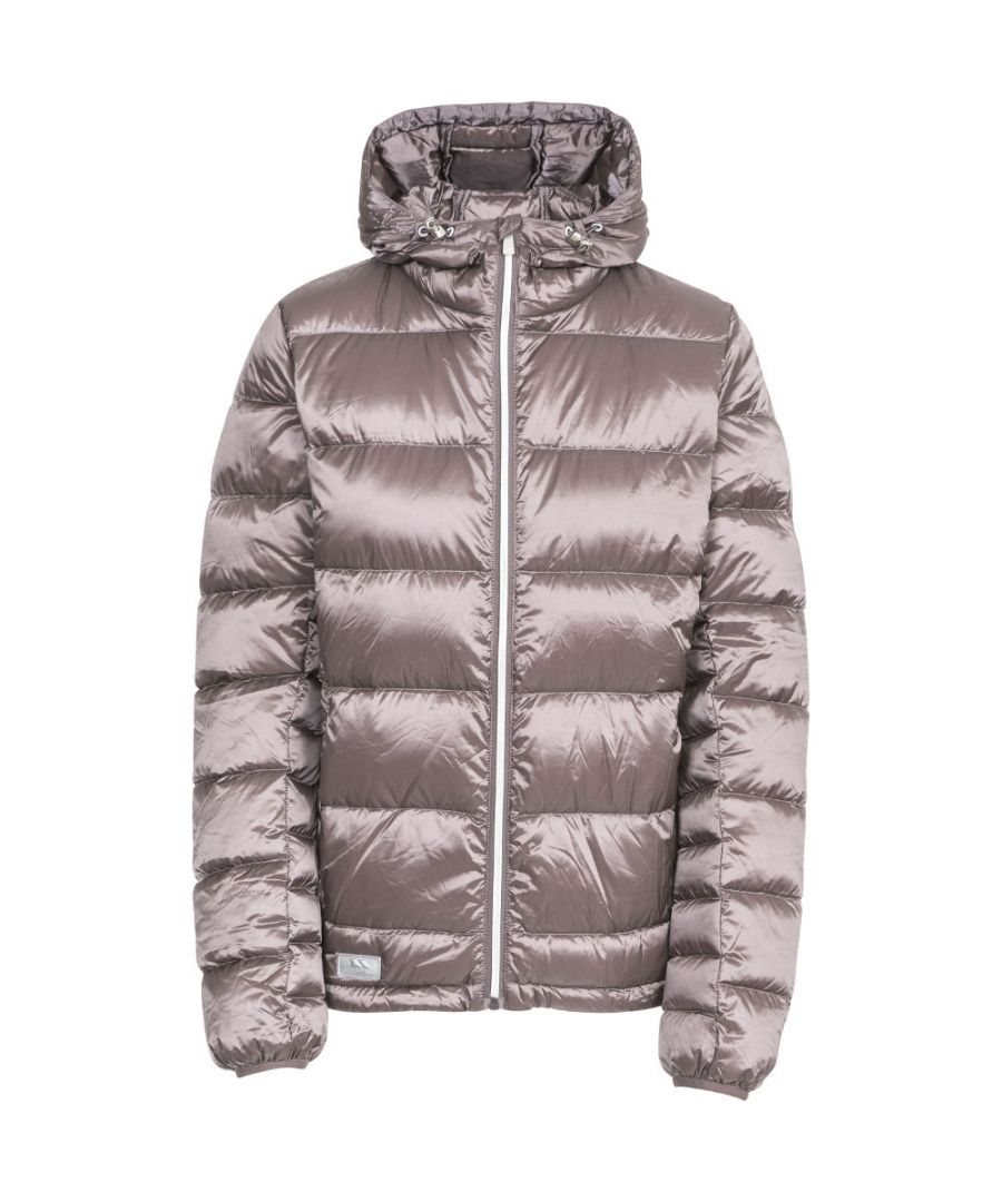 Image for Trespass Womens/Ladies Bernadette Hooded Padded Ultra Lightweight Coat
