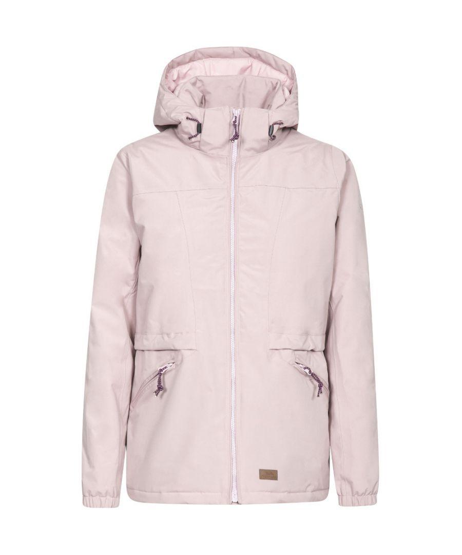 Image for Trespass Womens/Ladies Liberate Waterproof Windproof Warm Walking Coat