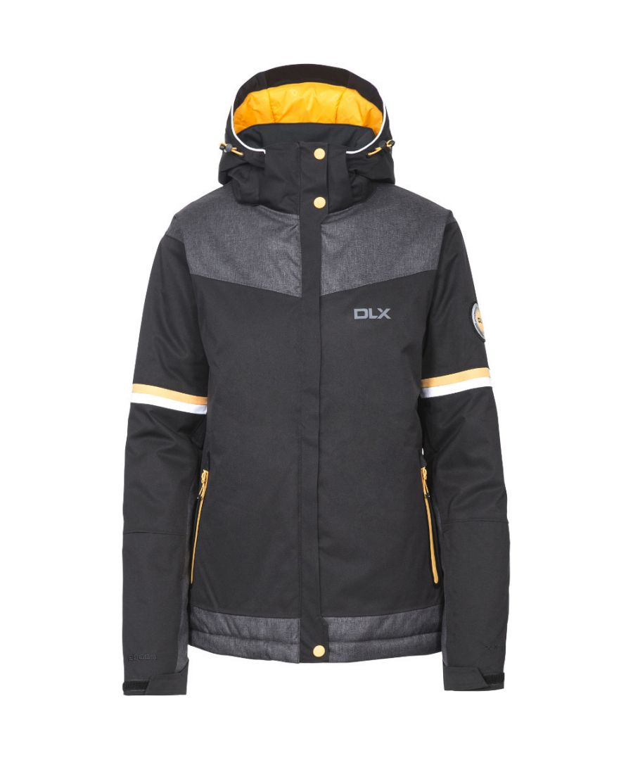 Image for Trespass Womens/Ladies Rosan Waterproof Breathable Hooded Skiing Coat