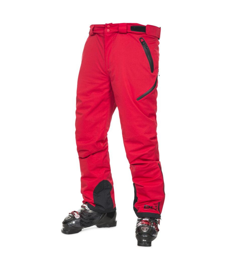 Image for Trespass Mens Kristoff Waterproof Windproof Insulated Skiing Trousers