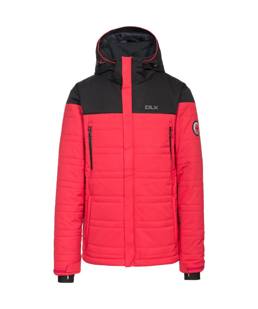 Image for Trespass Mens Hayes Waterproof Breathable Windproof Padded Ski Jacket