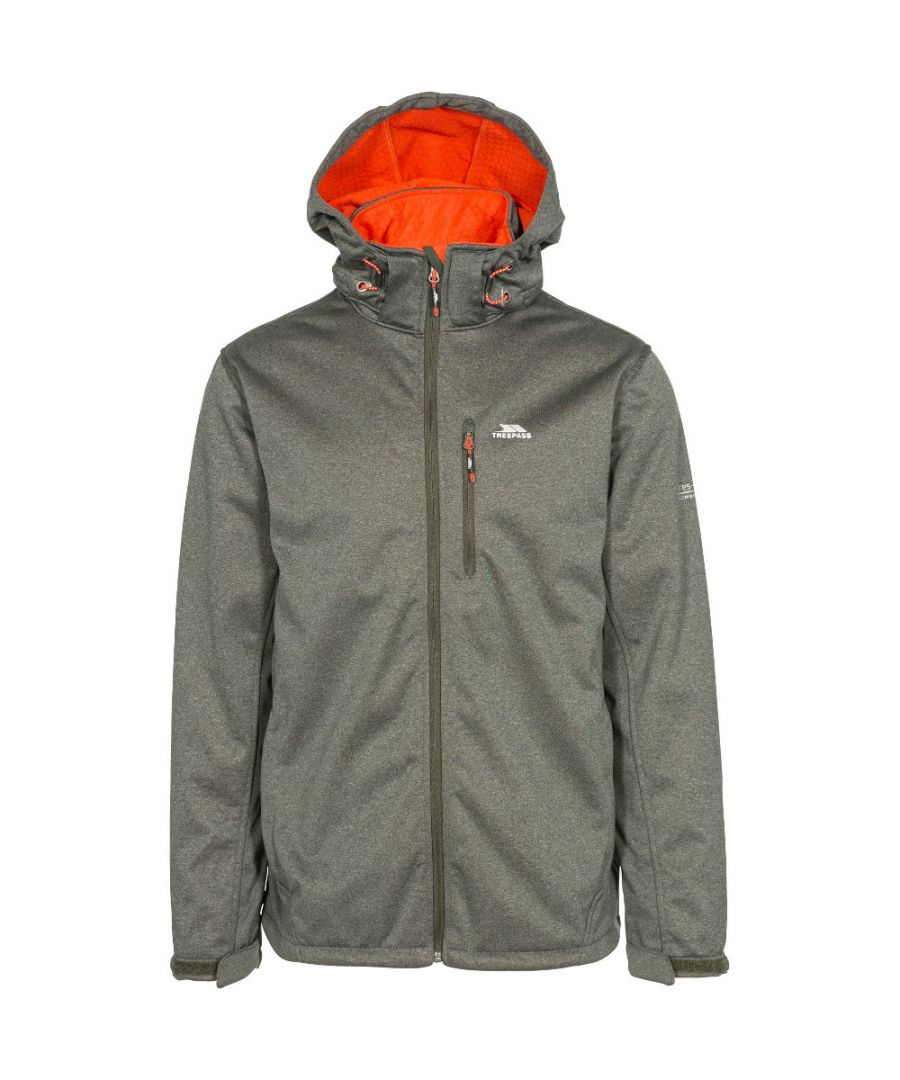 Image for Trespass Mens Maynard Waterproof Windproof Breathable Softshell Jacket