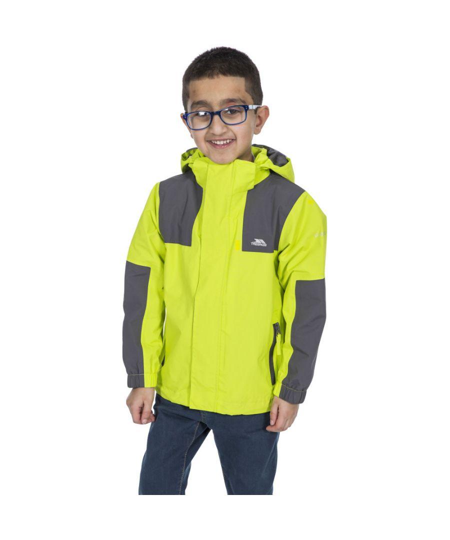 Image for Trespass Boys Farpost TP50 Waterproof Windproof Jacket