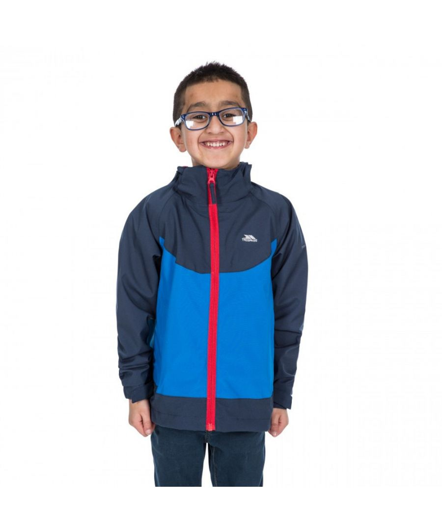 Image for Trespass Boys Novah TP75 Waterproof Breathable Walking Coat