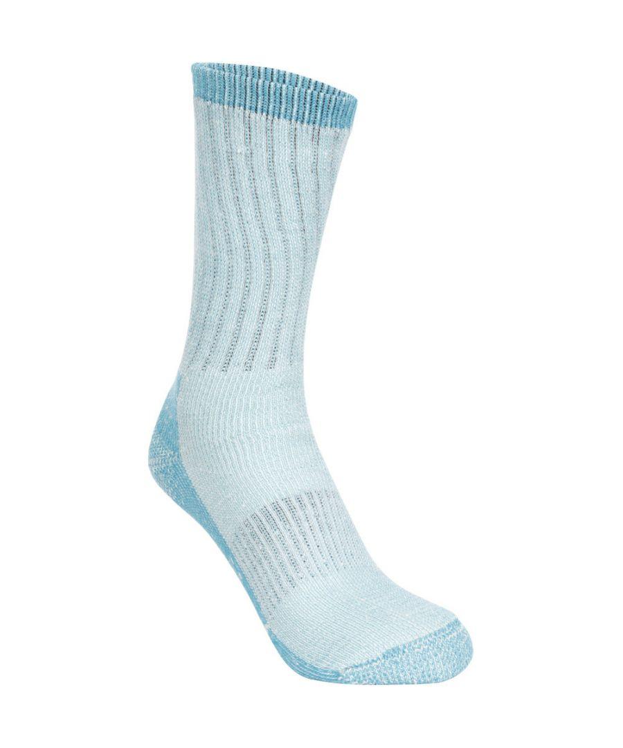 Image for Trespass Womens Springer Heavy Trekking Walking Socks