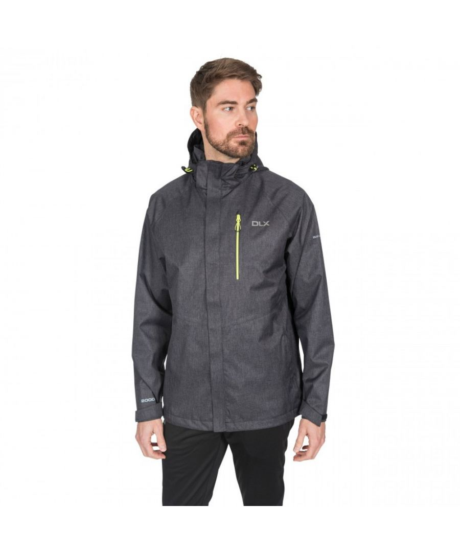 Image for Trespass Mens Dupree DLX Waterproof Breathable Jacket