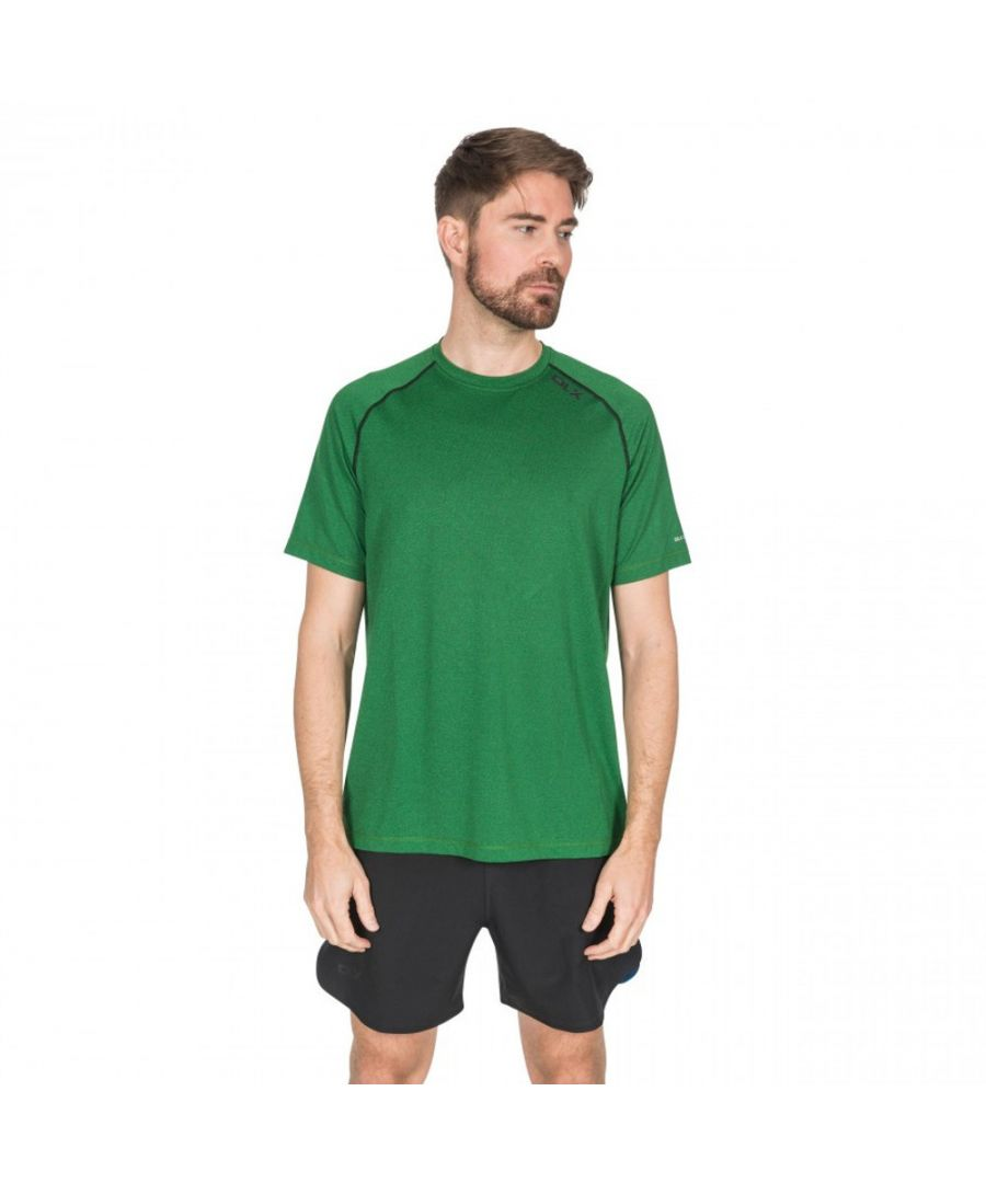 Image for Trespass Mens Deckard DLX Anti Bacterial Quick Dry T Shirt