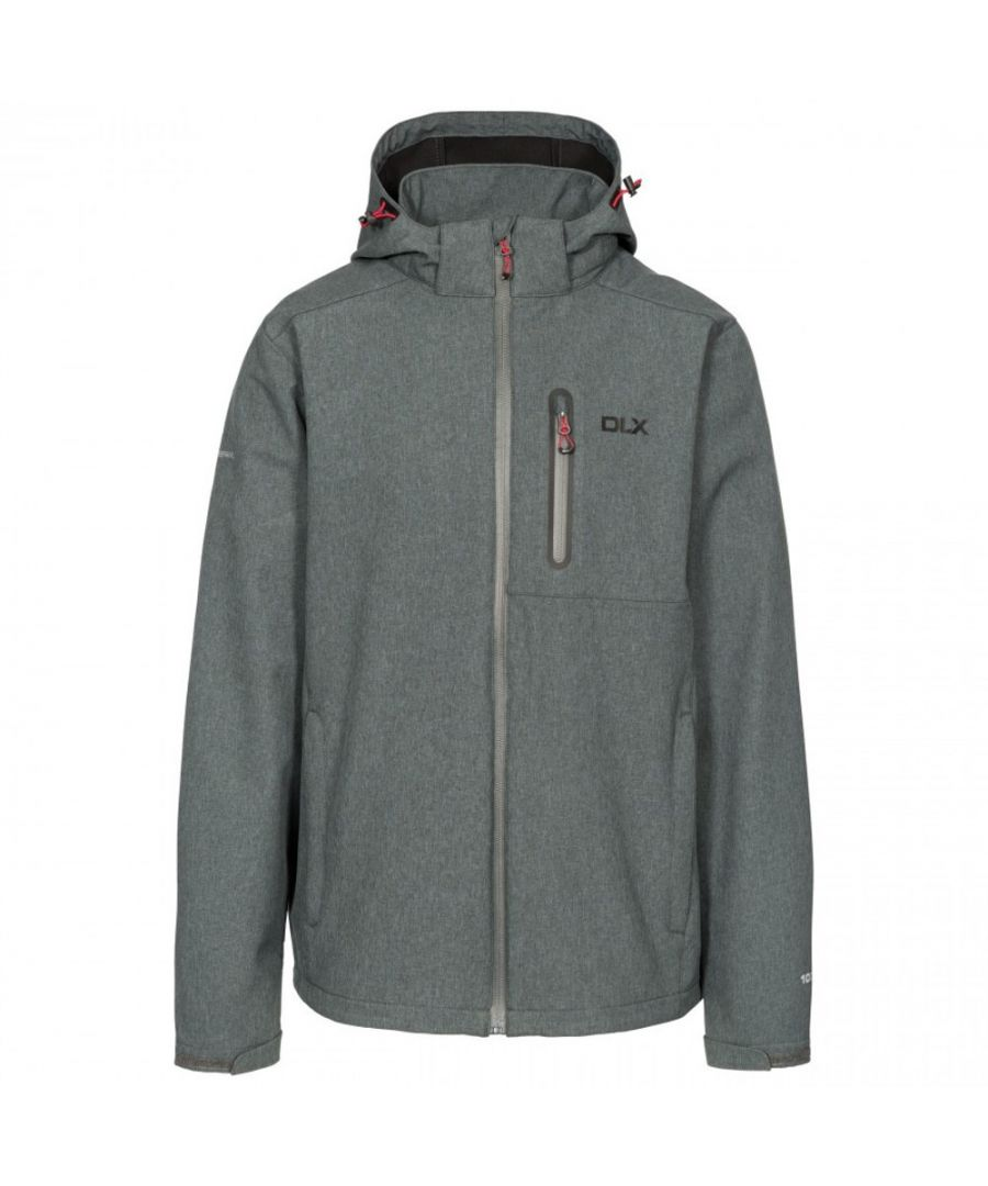 Image for Trespass Mens Ferguson II DLX Softshell Breathable Jacket