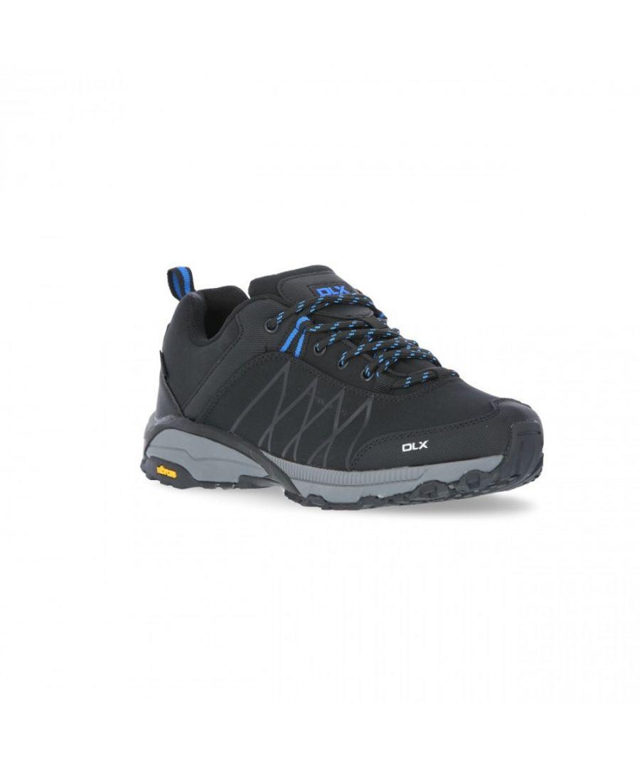 Image for Trespass Mens Keyboard II DLX Lightweight Walking Shoes