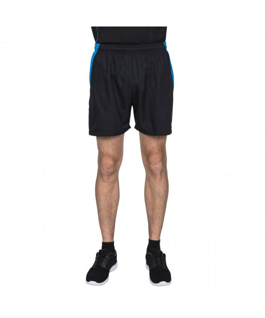 Image for Trespass Mens Shane Quick Dry Elasticated Fitness Shorts