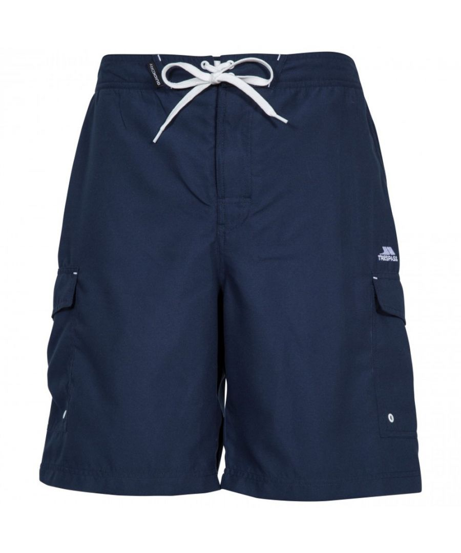 Image for Trespass Mens Crucifer Quick Dry Board Swim Shorts