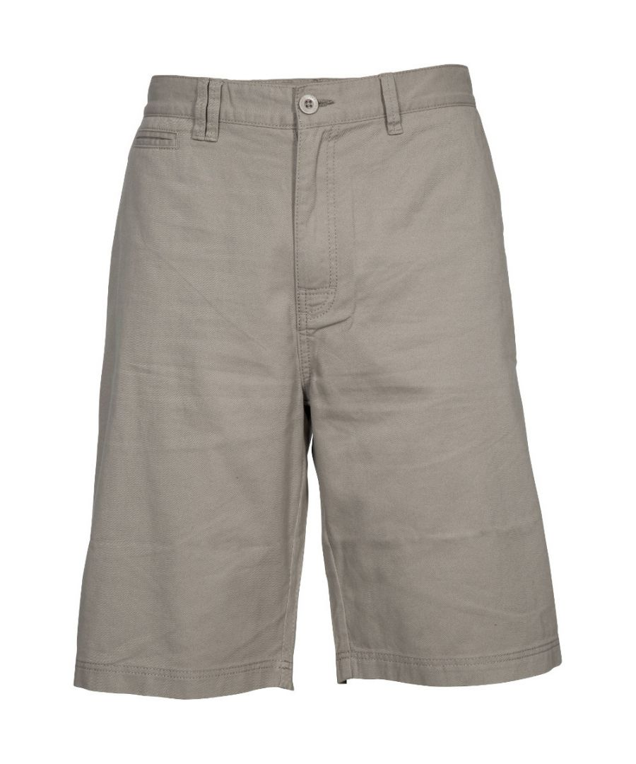 Image for Trespass Mens Leominster Lightweight Travel Walking Shorts