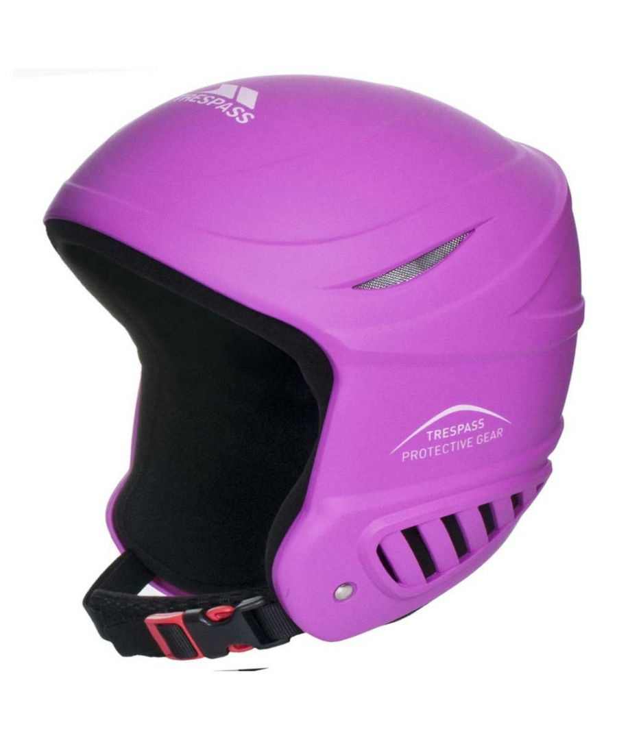 Image for Trespass Girls Belker Snowsport Ski Snowboarding Helmet Pink