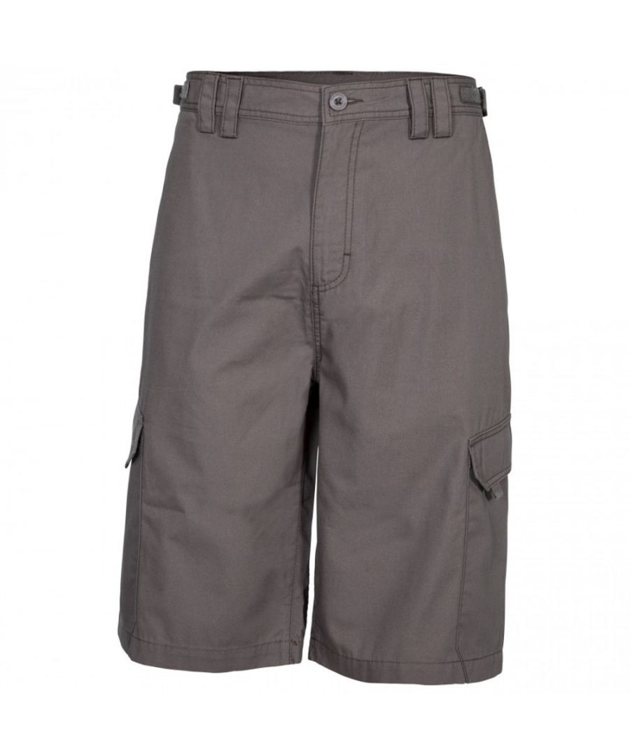 Image for Trespass Mens Regulate Quick Dry Cargo Walking Shorts