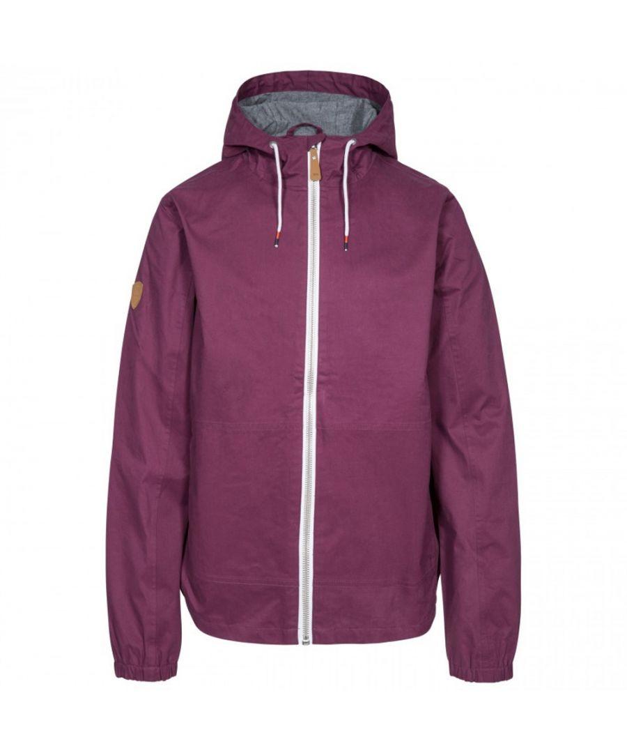 Image for Trespass Mens Dalewood Waterproof Windproof Zip Up Jacket