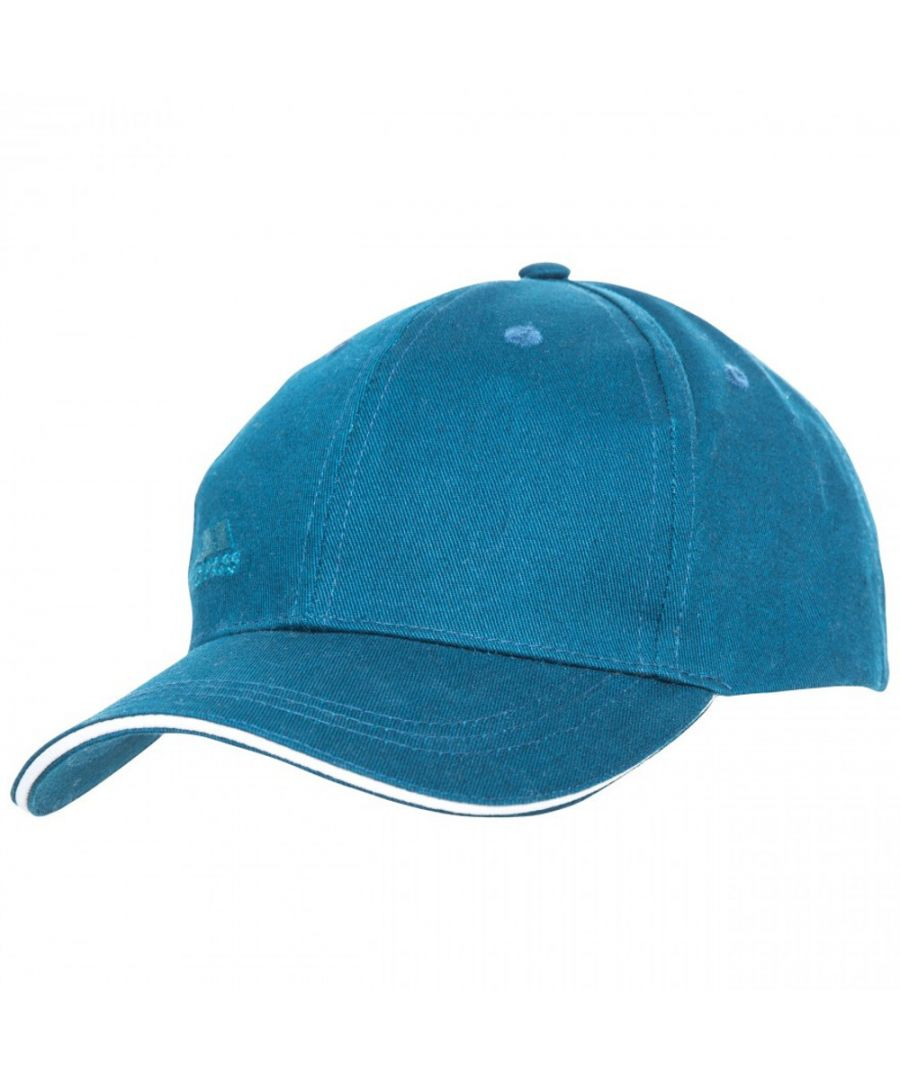 Image for Trespass Mens Carrigan Cotton Summer Baseball Sun Cap