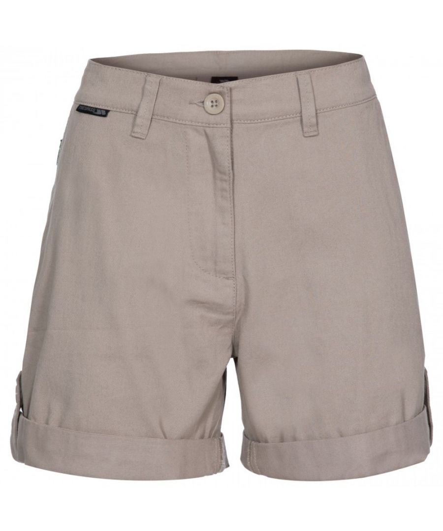 Image for Trespass Womens Rectify Short Length Summer Walking Shorts