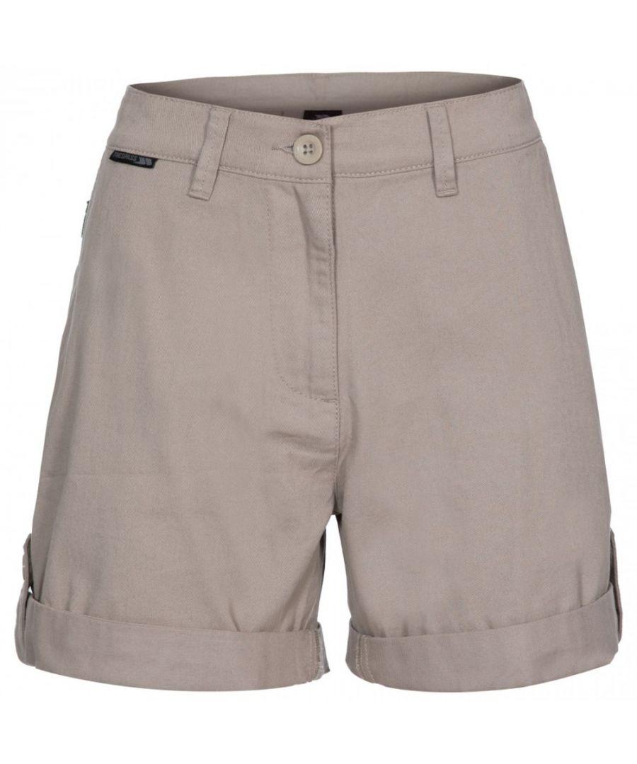 Image for Trespass Womens Rectify Short Length Summer Walking Shorts