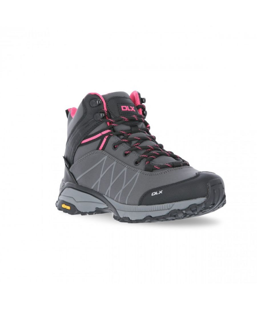 Image for Trespass Womens Arlington II DLX Lightweight Walking Boots