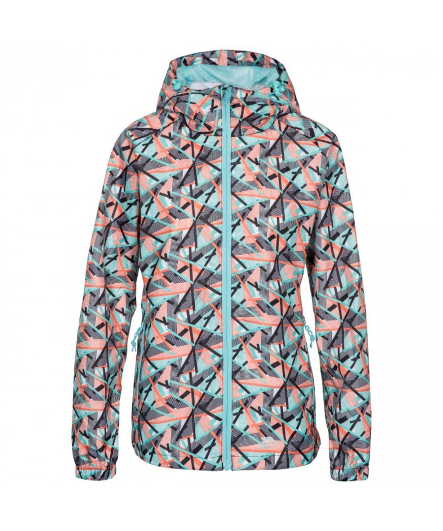 Image for Trespass Womens Indulge TP75 Waterproof Packable Hooded Coat