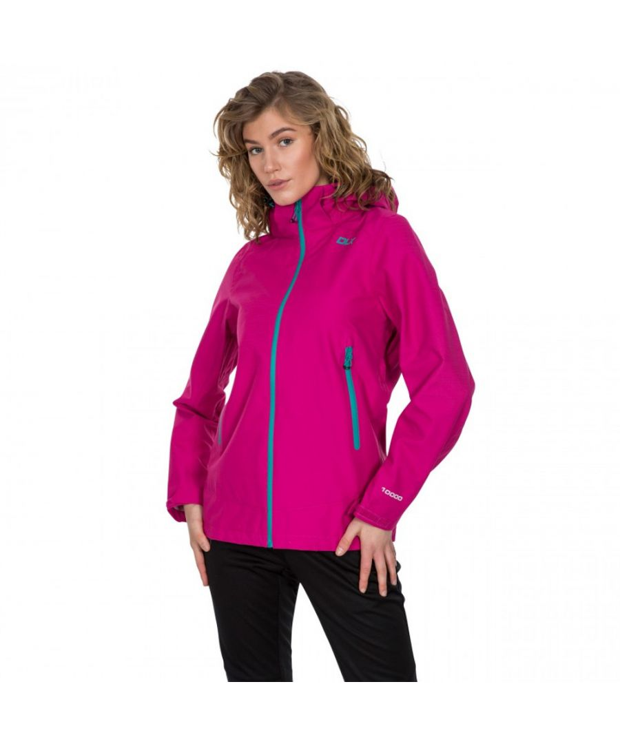 Image for Trespass Womens Gayle DLX Waterproof Breathable Walking Coat