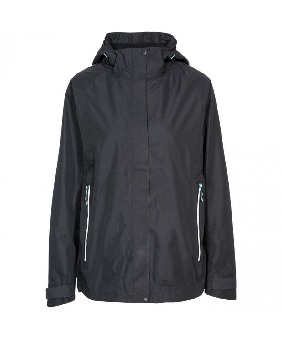 Image for Trespass Womens Review TP75 Tres-Tex Waterproof Shell Jacket