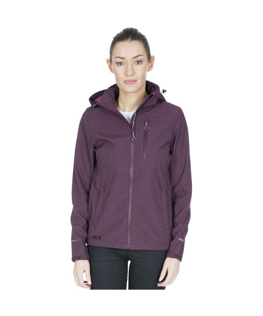 Image for Trespass Women's Claren II DLX Waterproof Softshell Jacket