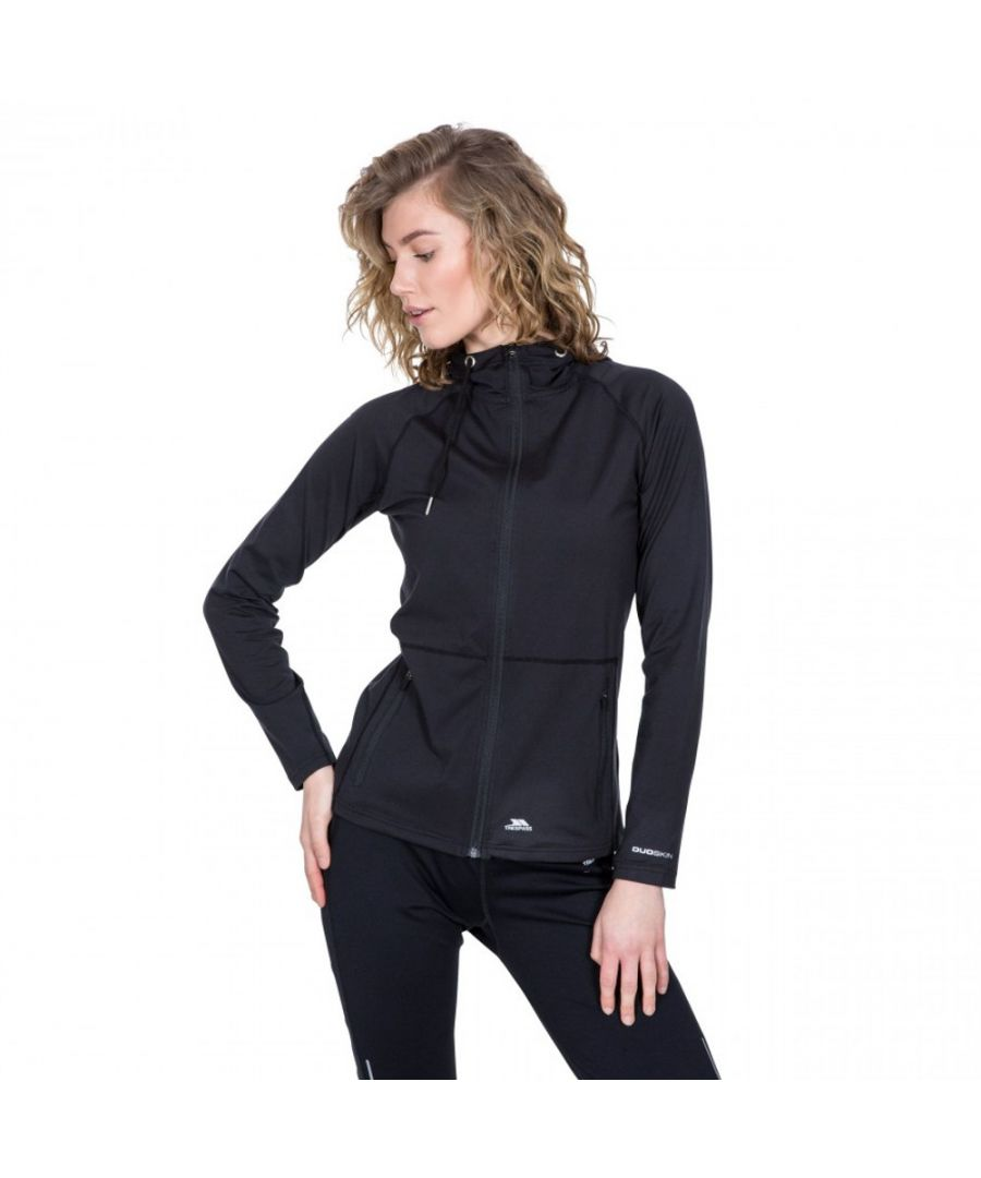 Image for Trespass Womens Dacre Duo Skin Quick Drying Sporty Coat