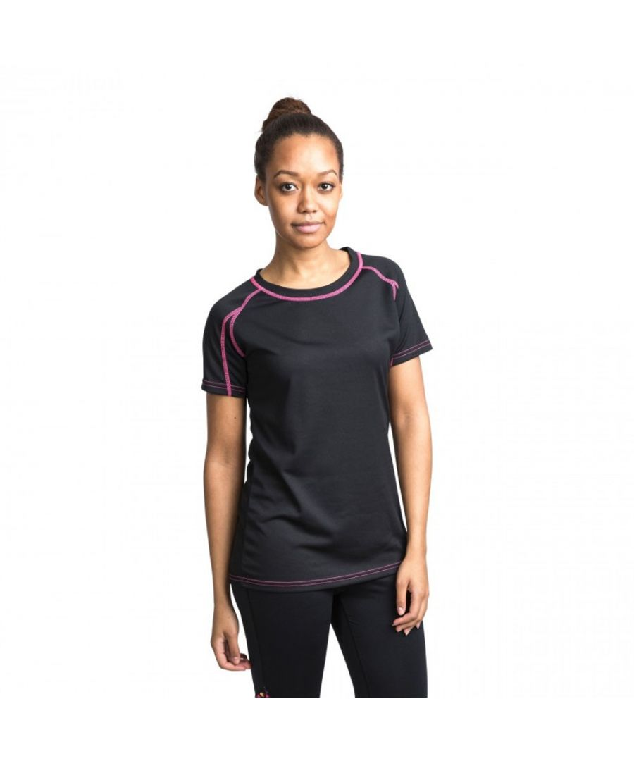 Image for Trespass Womens Mamo TP50 Active Quick Drying Sports T Shirt