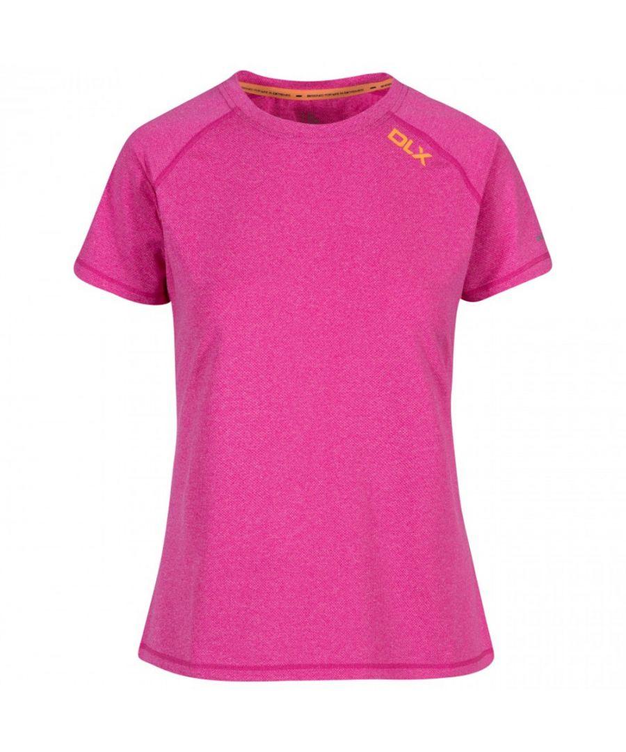 Image for Trespass Womens Monnae DLX Active Short Sleeve T Shirt