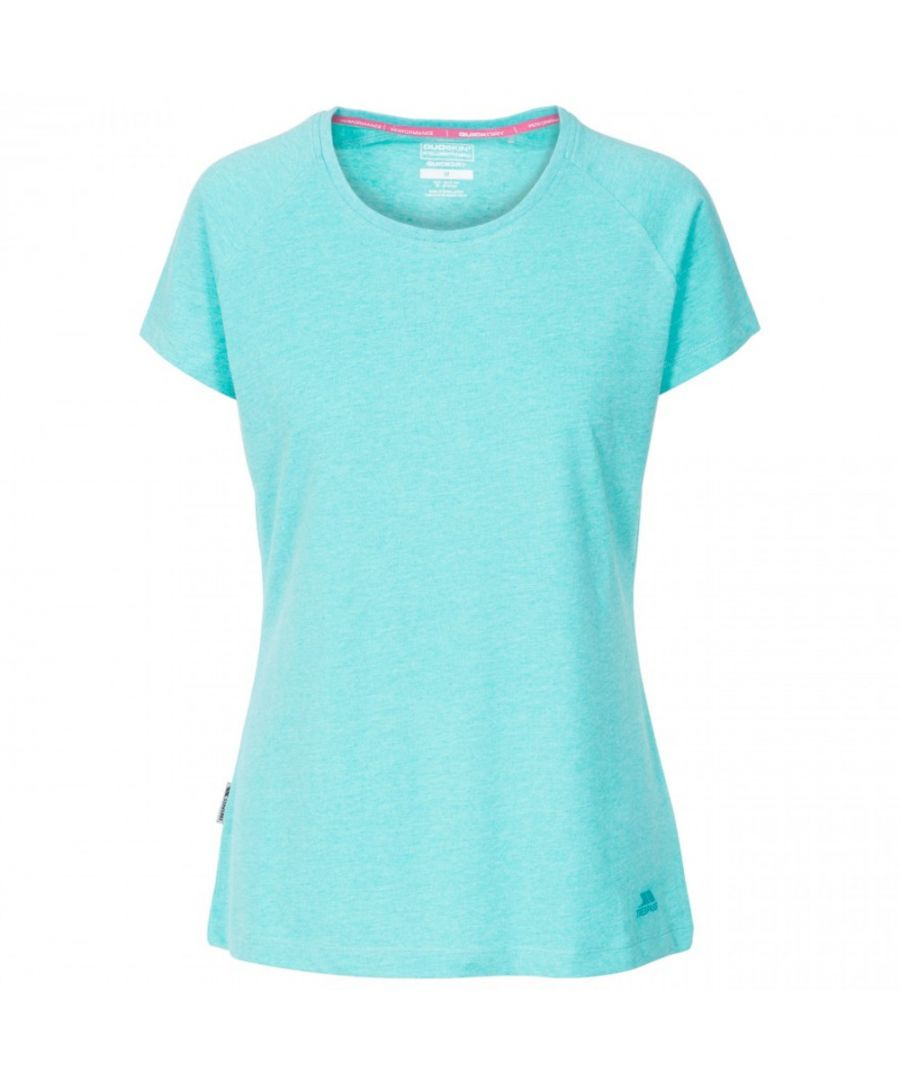 Image for Trespass Womens Benita Active Short Sleeve Quick Dry T Shirt