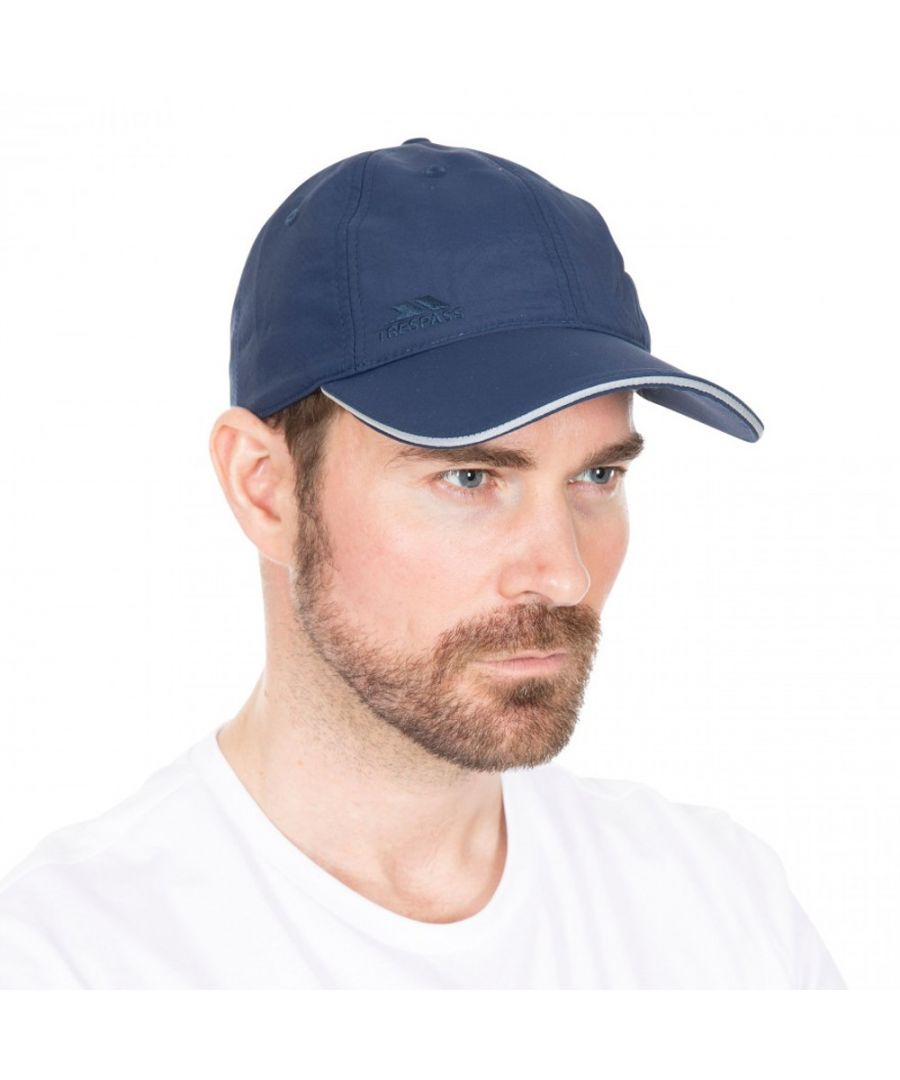 Image for Trespass Mens Cosgrove Quick Drying UV Protect Baseball Cap
